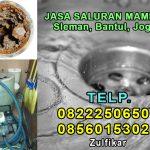 Jasa Saluran Mampet Sleman Telp 082225065006