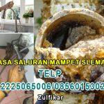 Tukang Saluran Air Mampet Sleman Telp 085601530206