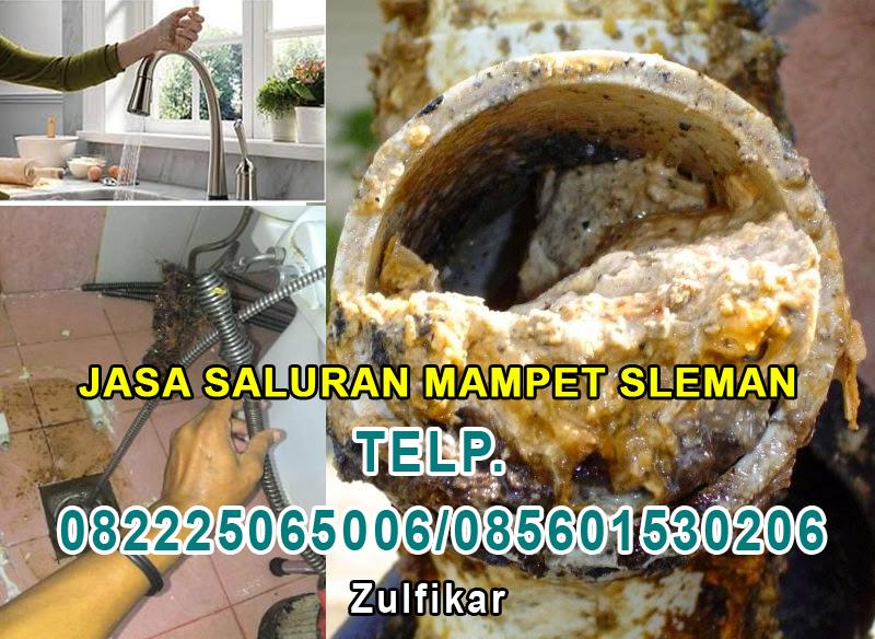 Tukang Saluran Air Mampet Sleman Telp 082225065006/085601530206.