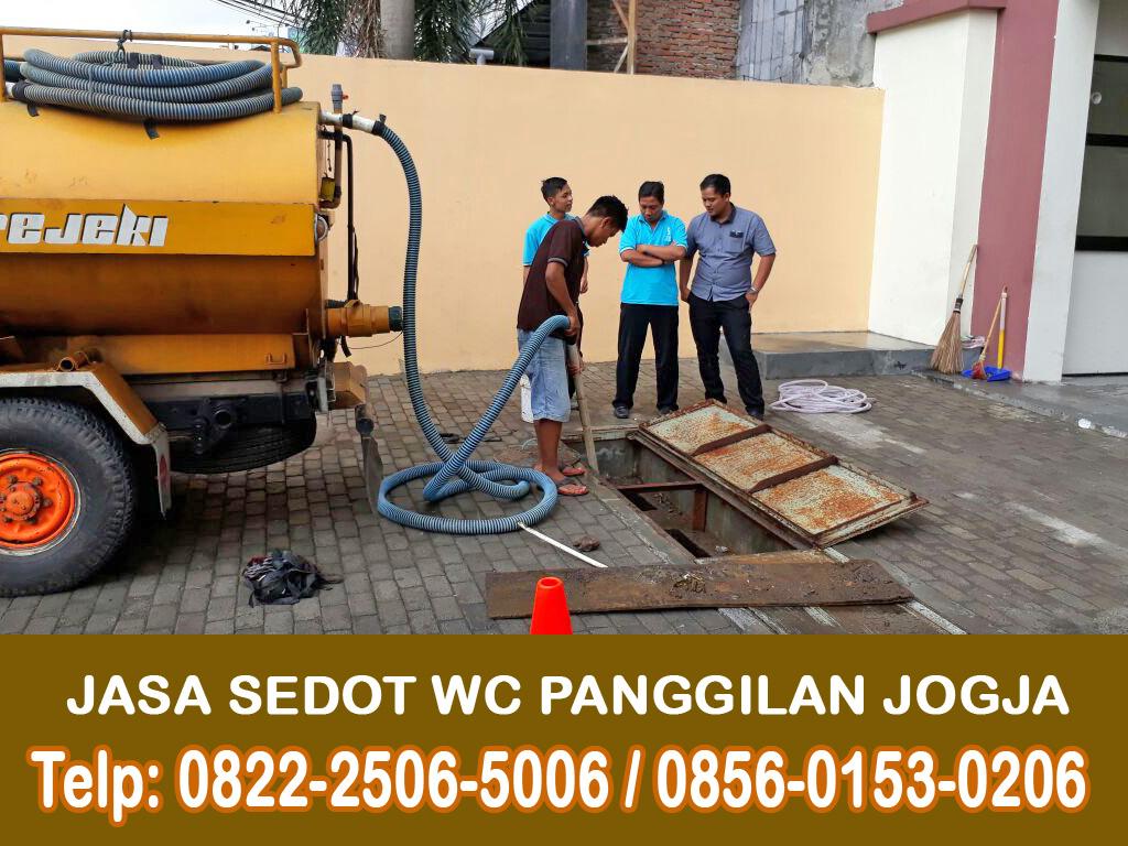 Jasa Sedot WC Panggilan Jogjakarta dan Sleman