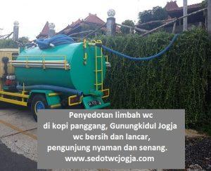 Jasa Sedot Wc Jogja dan Sleman Murah Bergaransi