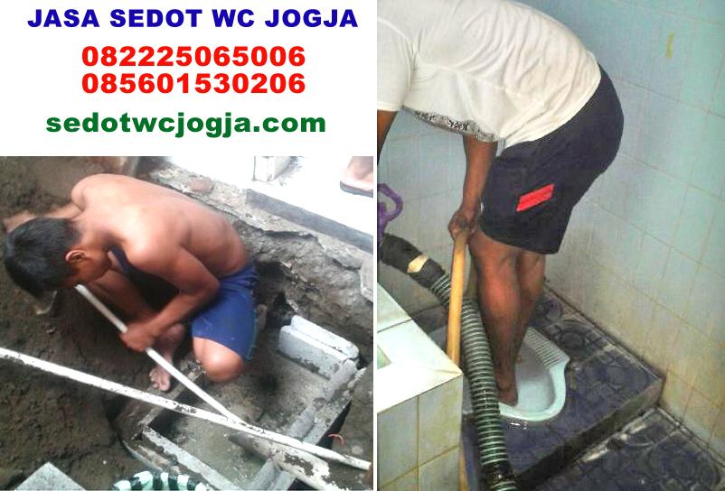 Tukang Sedot WC dan Servis Pompa Air Jogjakarta