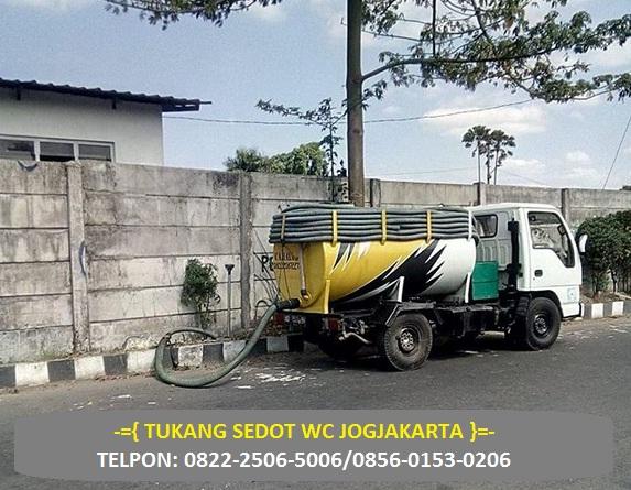 Tukang Sedot WC Jogjakarta dan Sleman Murah