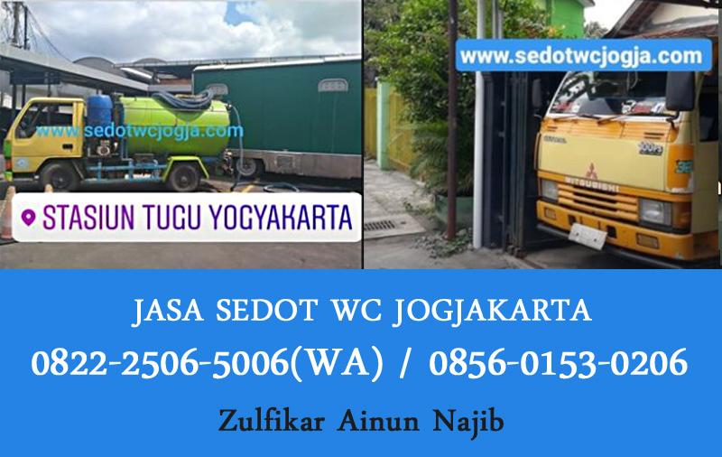 Tukang Sedot WC Sleman Jogjakarta